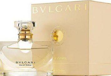 Eau de toilette « Bulgari »: description des parfums est le meilleur des hommes et des femmes