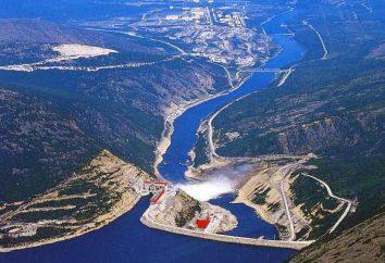 Kołyma HPP: lokalizacja, warunki naturalne, wartość ekonomiczna. Kołyma elektrownia wodna o nazwie Yu Frishter