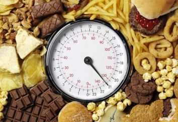 Une bonne nutrition pour 1 200 kcal (le menu pour la semaine): avis