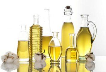 Oleju z nasion bawełny: Użyteczne właściwości produktu