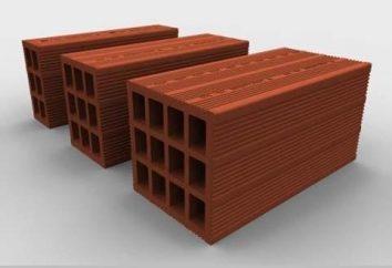 mattoni forati in edilizia