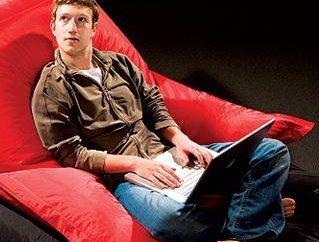 Le fondateur de Facebook: un millionnaire, philanthrope, un génie