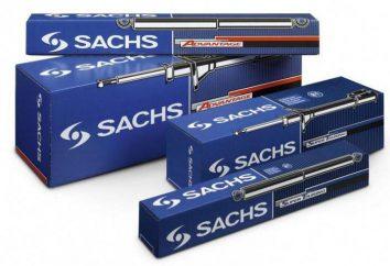 """Stoßdämpfer Sachs: Bewertungen vor. Gibt es eine bessere Stoßdämpfer – Kayaba """"Excel-G"""" oder Sachs """"STW"""""""