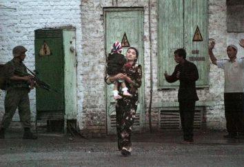 Les événements d'Andijan (2005) en Ouzbékistan