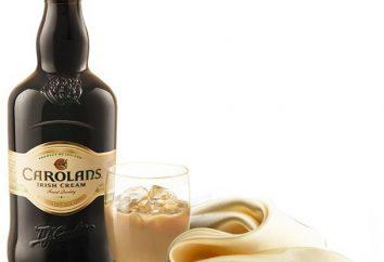 Qu'est-ce que la liqueur Carolans? Liqueur Carolans: commentaires