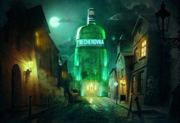 Becherovka – es ist für einen Drink? Becherovka zu Hause