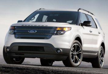 """Przegląd nowego samochodu """"Ford Explorer Sport"""""""