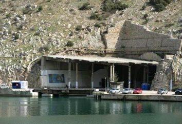 complexe musée naval « Balaclava »: description, histoire et faits intéressants