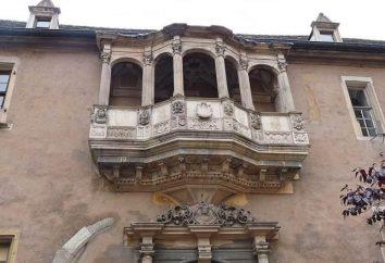 Come ha fatto balconi? fatti interessanti