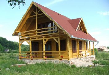 Maison à ossature bois: les avantages et les inconvénients. maisons à ossature Technologie Construction