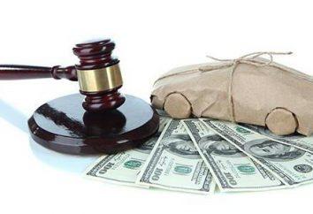 L'attuazione del beni sequestrati da ufficiali giudiziari. Quali proprietà può essere arrestato