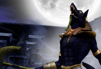 Egipski bóg Anubis – Lord of the dead