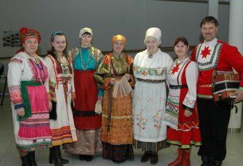 ludów ugrofińskich: historia i kultura. Ludzie z grupy etniczno-językowy ugrofińskiej