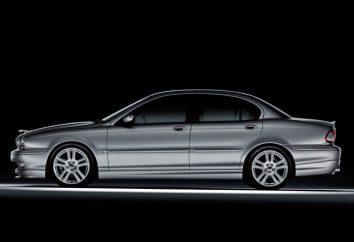 « Jaguar X-Type »: spécifications techniques et commentaires des propriétaires