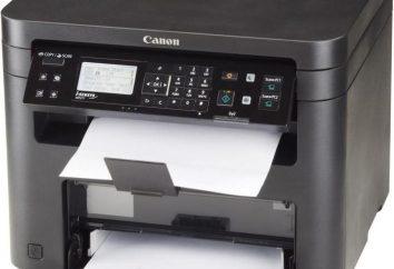 Canon i-SENSYS MF211: opis, dane techniczne, instrukcje