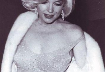 robe Marilyn Monroe à une fête d'anniversaire photo Kennedy