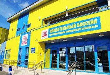 écoles de sport à Moscou. École de réserve olympique