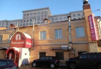 """""""Podushkin"""" – hotel (Moskwa): adresy, zdjęcia, opinie"""