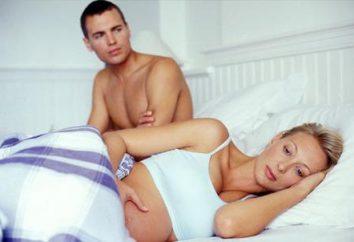 Seks w czasie ciąży pod zakaz?