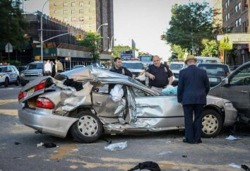 Artikel 264 des Strafgesetzbuches der Russischen Föderation mit Kommentaren. Verletzung der Verkehrsregeln und Betrieb von Fahrzeugen