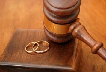 La privazione dei diritti dei genitori del padre: prassi giudiziaria, una dichiarazione campione di reclamo, i motivi (il codice di famiglia)