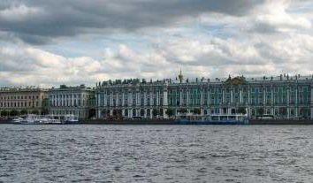 Hermitage – o museu em São Petersburgo. Endereço, fotos e comentários