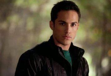 "A série ""The Vampire Diaries"". Tayler Lokvud: biografia e a história do herói"