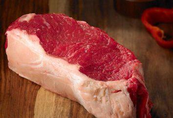 Steak de contre-filet: recette, en particulier la cuisine, des recommandations et commentaires