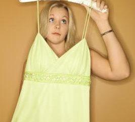 Comment savez-vous votre taille de vêtements, même si cela n'a jamais été intéressé?