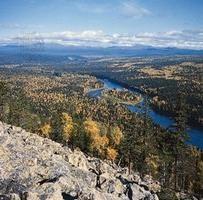 Pechora River. descrizione