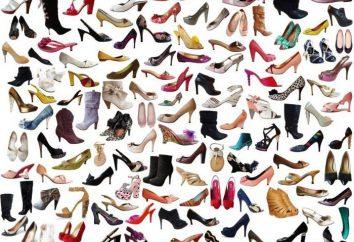 numero di scarpe 37 negli Stati Uniti. Come non fare la scelta sbagliata?