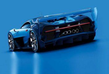 Bugatti Premiere Vision Gran Turismo na Samochodowego we Frankfurcie