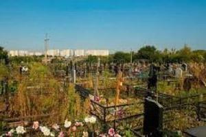 Der größte Friedhof in Russland: Gebiet und Beschreibung