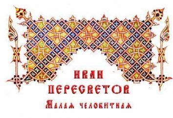 Ivan Peresvetov i jego idee filozoficzne