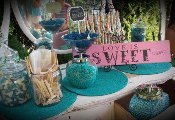 Hochzeit Farbe Tiffany: die besten Ideen für die Dekoration Feier