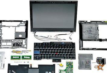 Samsung Notebook jak zdemontować i wyczyścić? Cechy Samsung Laptop