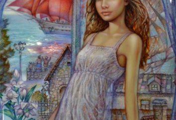 "Recensioni del libro ""The Scarlet Sails"". ""Scarlet Sails"": i personaggi principali, sintesi"