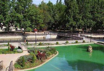 Salgir River – głównej arterii Krym