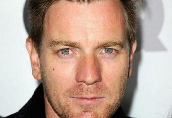 Ewan McGregor: filmografia, biografia aktora
