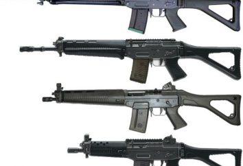 Les armes de Spetsnaz frappent sans soucis