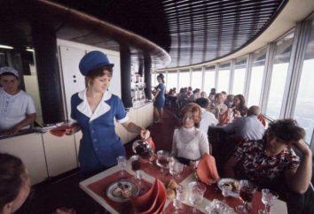 """""""Settimo cielo"""" – un ristorante nella torre della televisione Ostankino"""