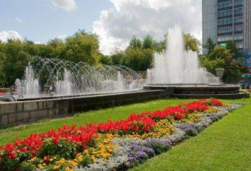 Pervomaisky Square – il luogo ideale per passeggiare in qualsiasi momento dell'anno