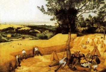 Piter Breygel Elder: malarstwo (lista)