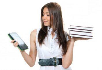 Buch oder E-Book – was ist besser? alte Bücher. E-Book-Wexler