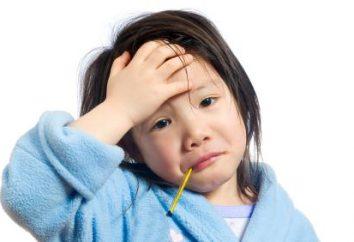 Temperatura dziecka bez kaszlu i śluzu: Możliwe przyczyny