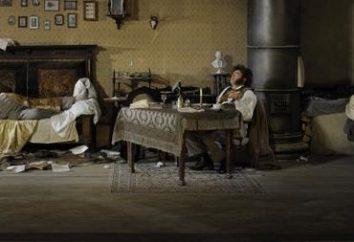 Caractéristiques des visiteurs Oblomov. Leur place dans les nouvelles compositions