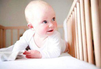 ¿Cuántos niños tienen que dormir en 5 meses? ¿Por qué un niño un mal sueño en 5 meses?
