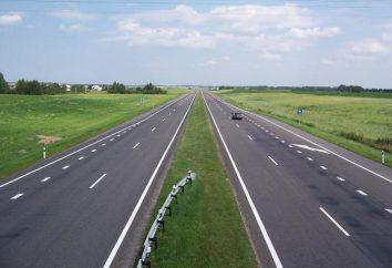 Mińsk autostrady: historia, budowa, stan obecny
