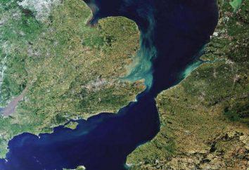 Pas-de-Calais (o estreito) – a parte mais estreita do Canal. Onde está o estreito de Pas-de-Calais