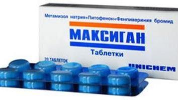 """Lek """"maksigan"""". Instrukcje użytkowania"""